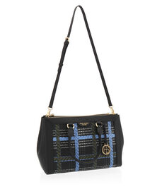 West 57th Plaid Carryall