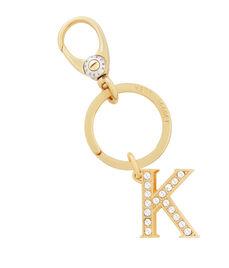 Monogram K Key Fob