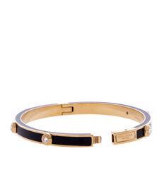 Miss Bendel Rivet Bangle Bracelet