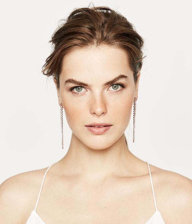 Luxe Uptown Linear Earring