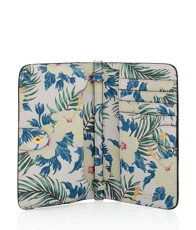 West 57th Floral Print XL Smartphone Case Crossbody