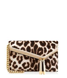 Debutante Haircalf Wristlet