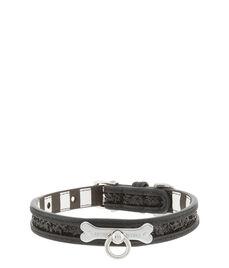 West 57th Glitter Dog Collar