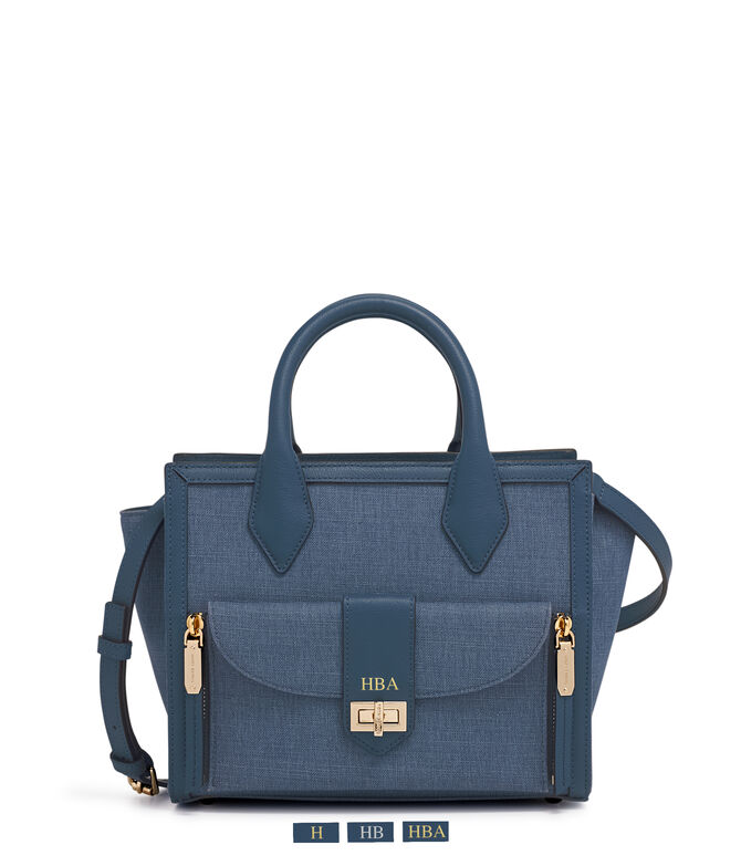 Rivington Mini Denim Convertible Tote