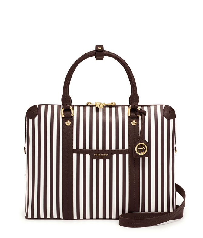 Centennial Stripe Briefcase