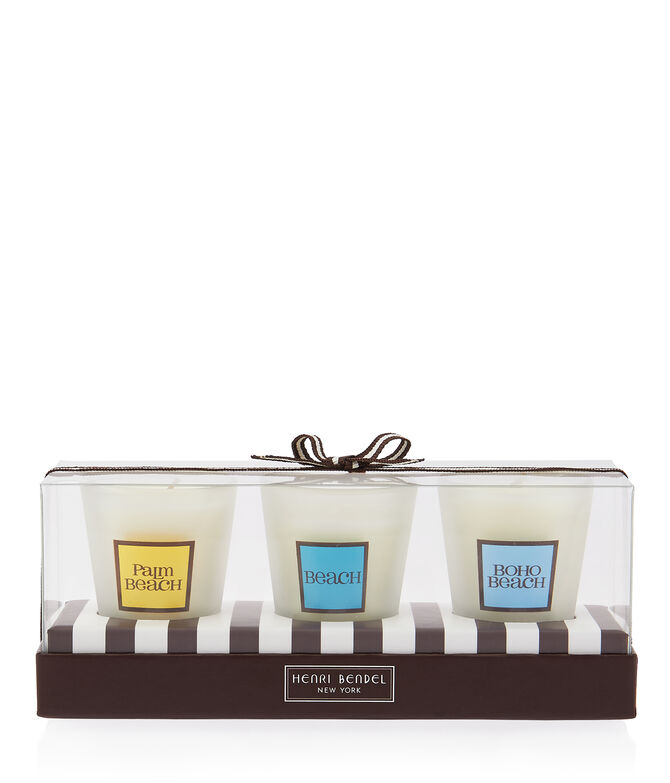 Henri Bendel Candle Trio