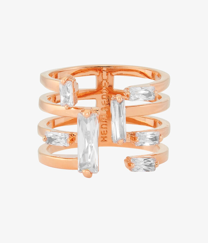 Luxe Modern Stack Ring