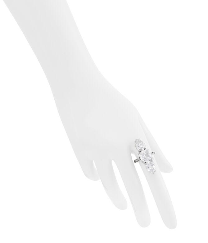 Henri Bendel Gala Cocktail Ring