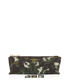 West 57th Floral Camouflage Small Cosmetic Case