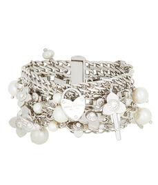 Secret Garden Charm Bracelet