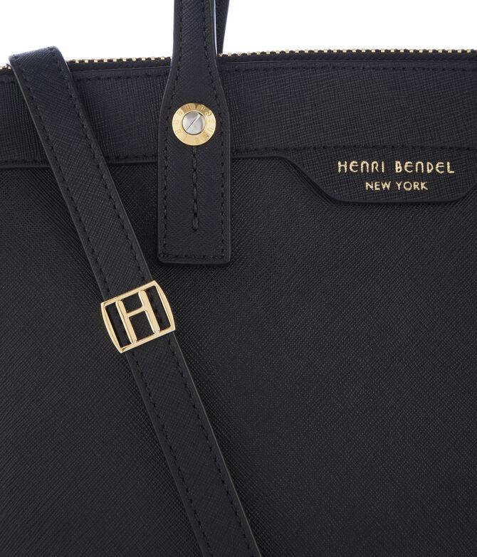 E Initial Bag Charm