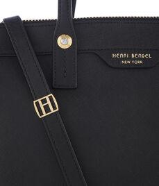 H Initial Bag Charm