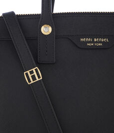 K Initial Bag Charm