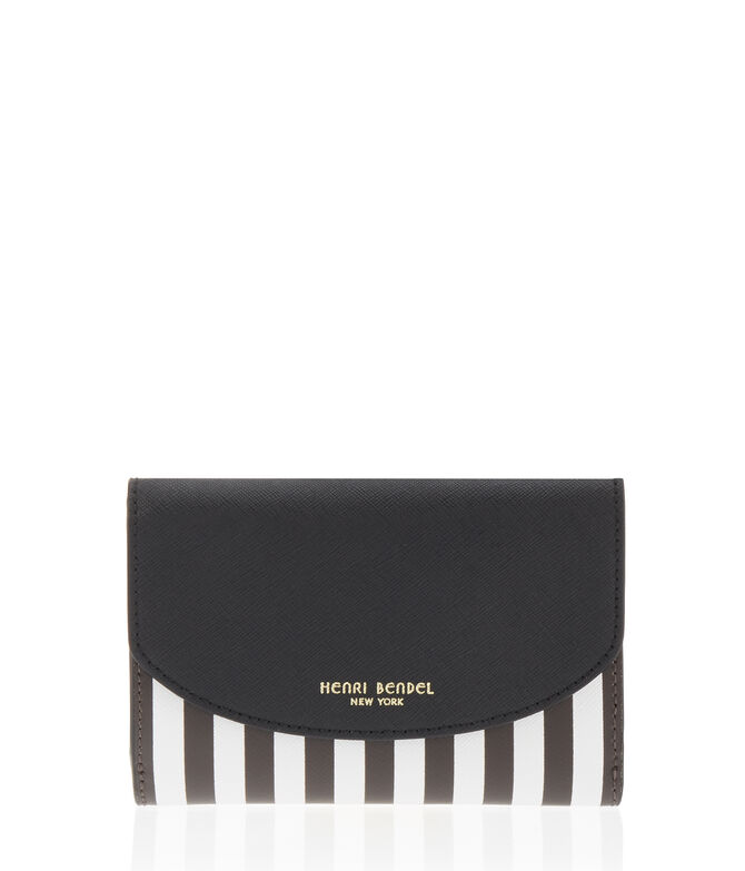 Centennial Stripe Medium Wallet