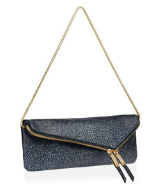 Debutante Stingray Slim Clutch