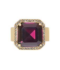 Delphine Stone Ring