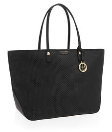 West 57th Perforated Travel Tote