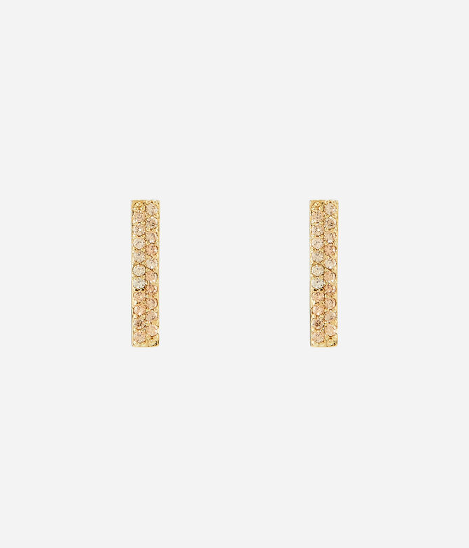 Luxe Elements Joy Pave Stud