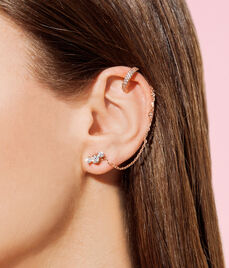 Luxe Uptown Swag Ear Cuff