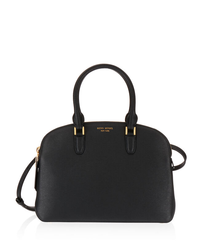 Dalton Medium Dome Satchel