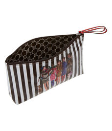 Bendel Line Up Girls T Gusset Cosmetic Bag