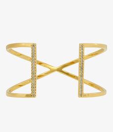 Luxe Deco Harness Cuff
