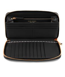 West 57th Zip Around Continental Wallet