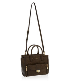 Rivington Mini Convertible Ostrich Tote