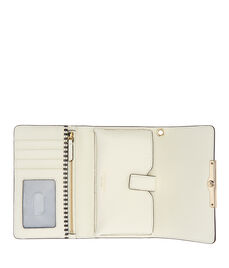 West 57th Color Blocked Phone Wristlet