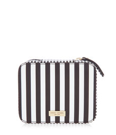 Centennial Stripe Travel Jewelry Case