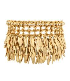 Charleston Fringe Bracelet