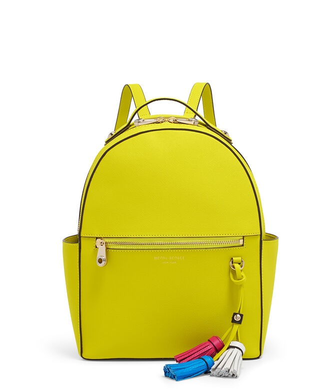 West 57th Tassel Backpack