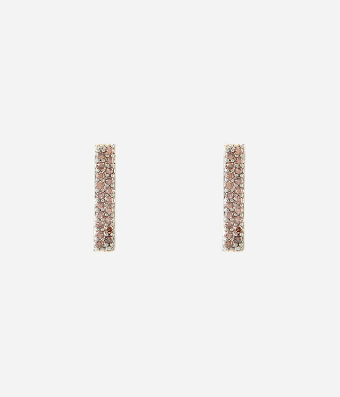 Luxe Elements Harmony Pave Stud