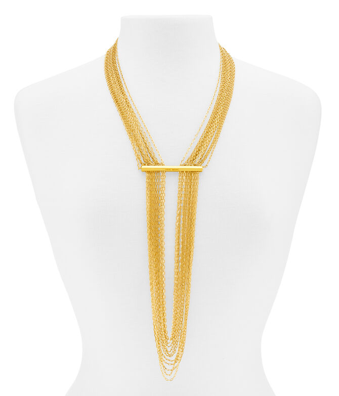 Duchess Chain Statement Necklace