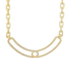 Deb Link Collar Necklace