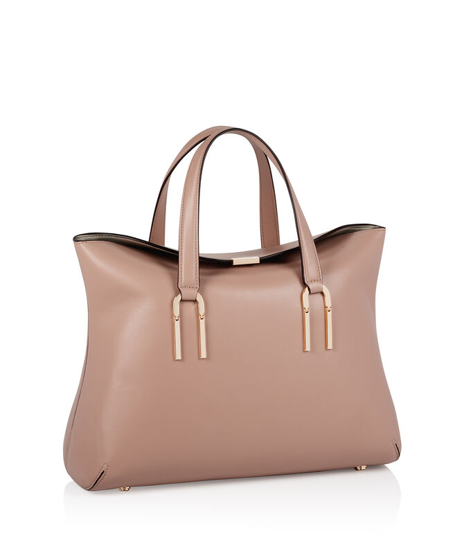 Premium Smith Street Structured Satchel