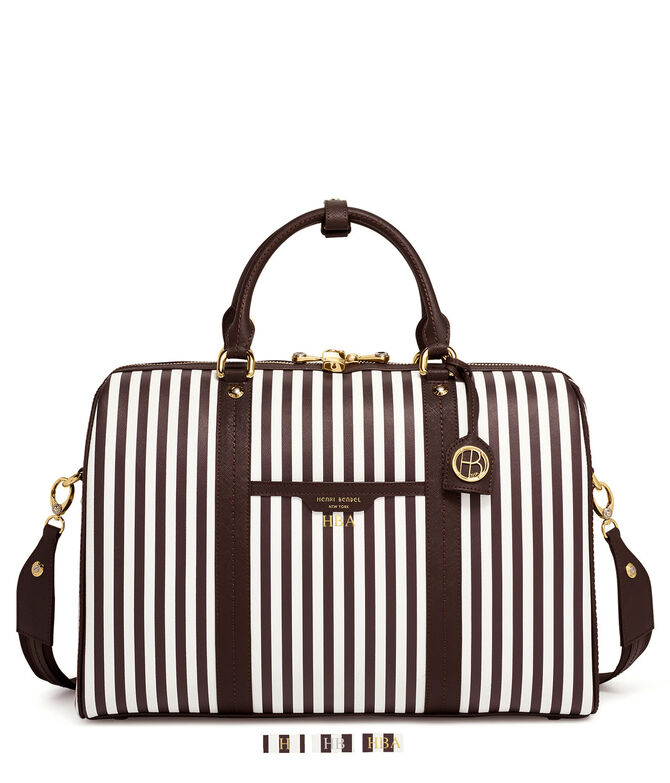 Centennial Stripe Weekend Duffle