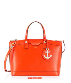 West 57th Nautical Satchel