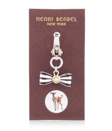 Bow Dog Collar Charm