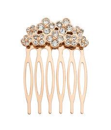 Petal Crystal Comb