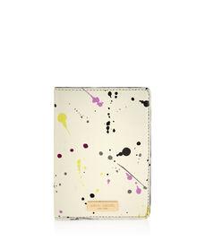 West 57th Splatter Passport Cover