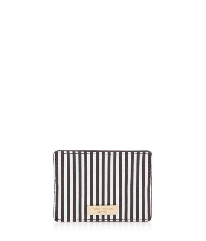 Centennial Stripe Card Case