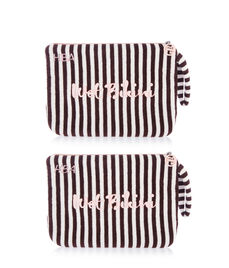 Stripes & Dots Bikini Bag