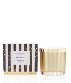 Rhubarb & Balsam Scented Candle