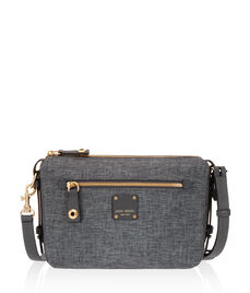 Jetsetter Convertible Canvas Shoulder Bag