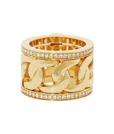 Henri Linked Puzzle Ring