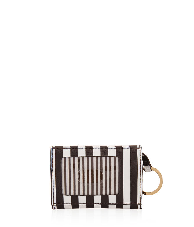 Centennial Stripe Coin Purse