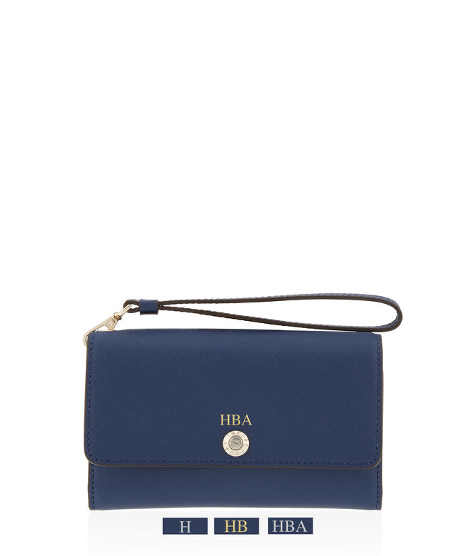 West 57th Wristlet Wallet