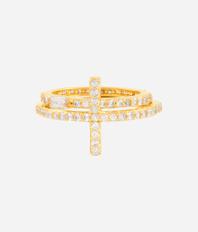 Luxe Matchstick Ring