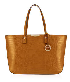 West 57th E/W Croco Tote